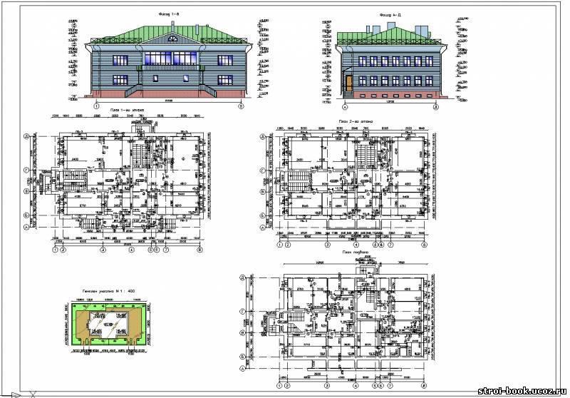 Дипломные проекты ПГС Каталог файлов Строительный портал Дипломные